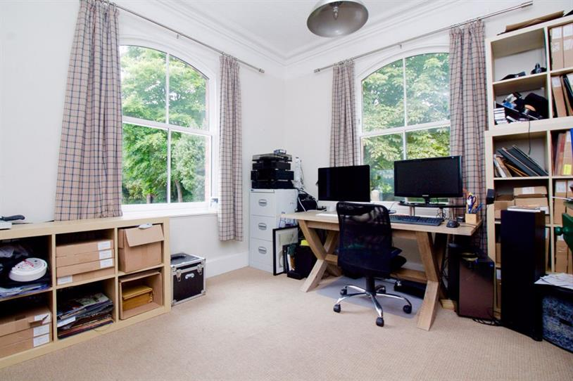 Office/further entertainment room